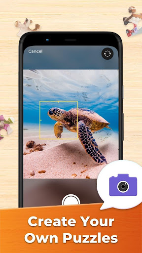 Jigsaw Puzzles - HD Puzzle Games modavailable screenshots 5