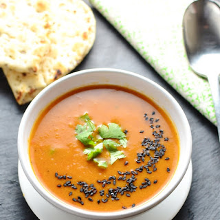 Red Vegetable Soup.