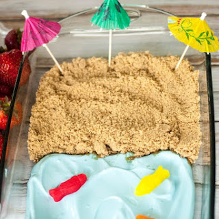 Beach Theme Fruit Dip