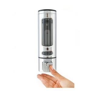 Dozator manual pentru sapun lichid sau dezinfectant, 400 ml