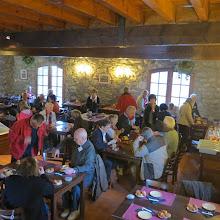 Photo: Petit déjeuner à Pierrefite-Nestalas
