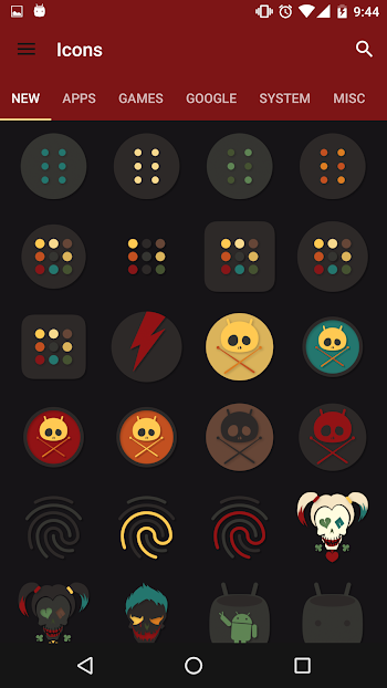 Dominion Icon Pack (beta)- screenshot