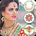 Jewellery Photo Editor-Photo Frames Pro icon
