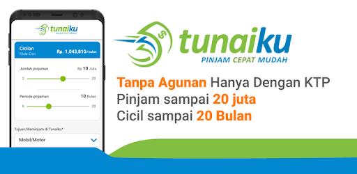 Tunaiku Pinjaman Online Cepat Cair Dan Mudah Apps On Google Play