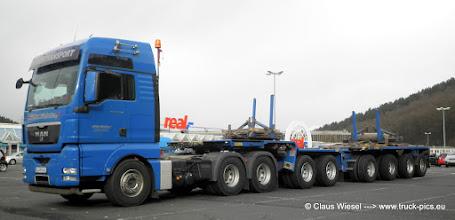 Photo: MAN TGA Heavy Duty -------> www.truck-pics.eu
