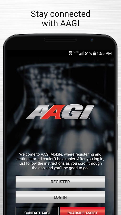 AAGI Mobile- screenshot