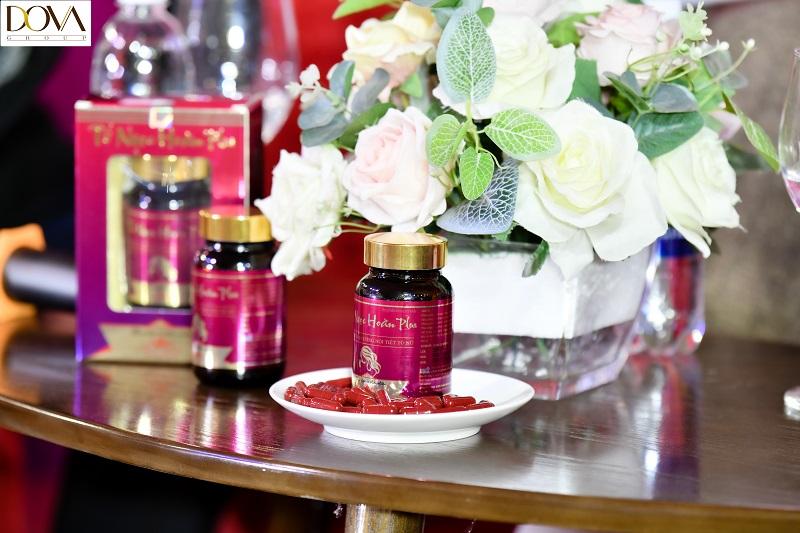 Dova Group ra mắt sản phẩm Tố Ngọc Hoàn Plus - Đồng hành cùng vẻ đẹp và sức khỏe người phụ nữ Việt - Ảnh 6