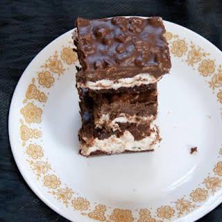 Brownie Magic Mallow Bars.