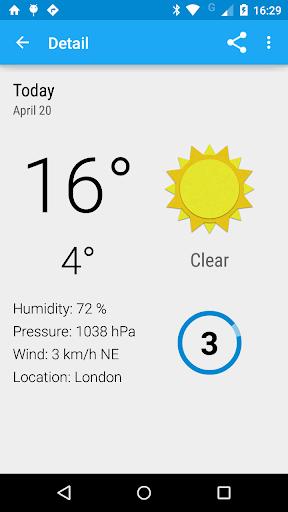 玩天氣App|Sunshine (Udacity Coursework)免費|APP試玩