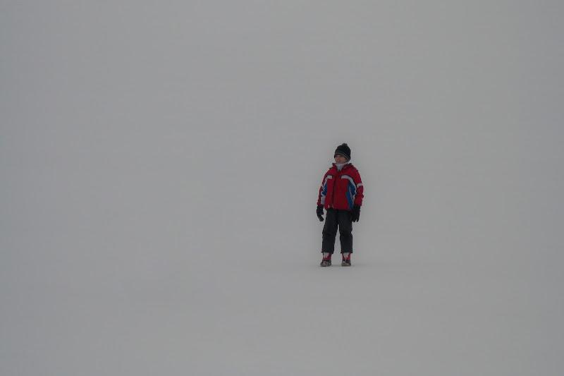 Solo nella neve di GigioBagigio