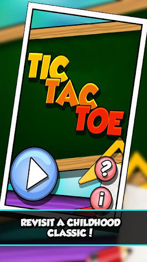Tic Tac Toe - Game for Kids