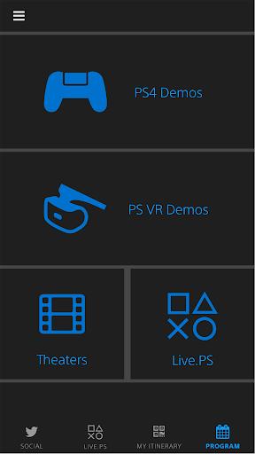 Experience PlayStation Screenshot