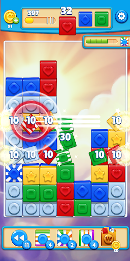 BRIX! Block Blast modavailable screenshots 17