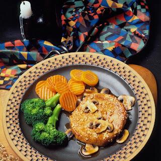 Sesame Butterfly Chops Recipe