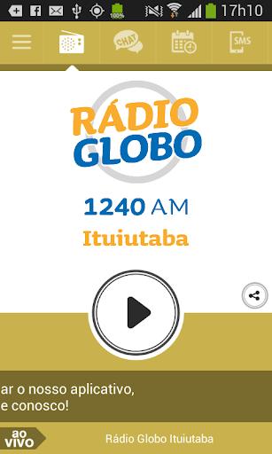 Rádio Globo Ituiutaba 1240 Khz
