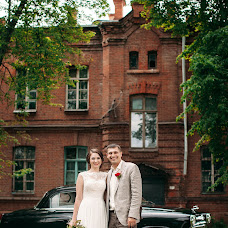 Wedding photographer Sergey Vereschagin (PatrikZ). Photo of 09.07.2016