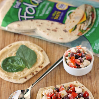 Greek Snack Flats Recipe