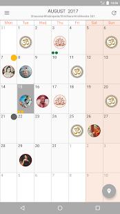 Vaishnava Calendar for ISKCON and Gaudiya devotees - náhled