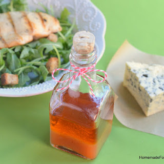Hot Wing Salad Dressing