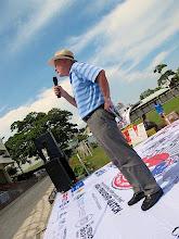 Photo: Australian Consul General, John McAnulty. Photo, Dani Moger.