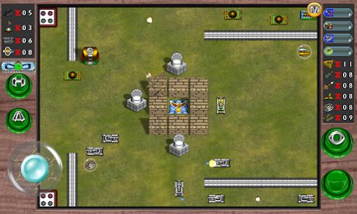 Tank war v3 [MOD] 3