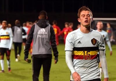 Corentin Fiore speelt voor Cercle Brugge
