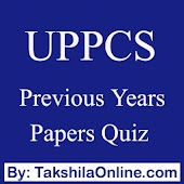 UPPCS-UPPSC Previous Papers