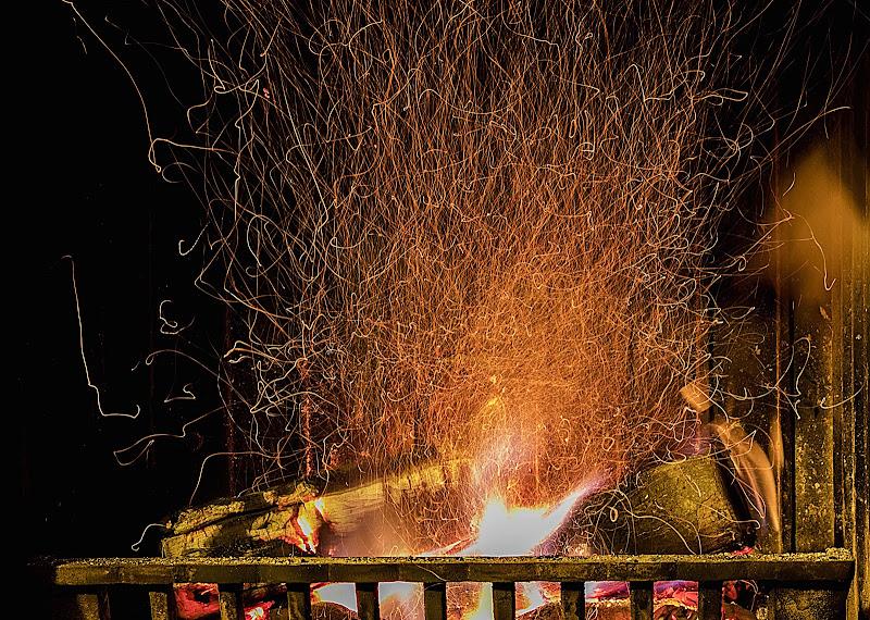 un fuoco impazzito.... di Carla Roganti