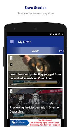 WTKR News 3 4.4.1 screenshots 3