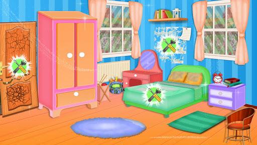 Repair Modern House: Cleaning & Fix it Game 0.2 screenshots 17