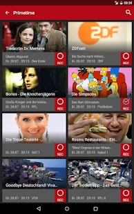 Save.TV für Android- screenshot thumbnail