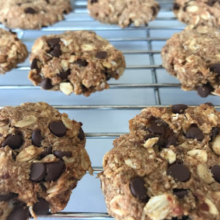 Chocolate Chip Oatmeal Cookies (Vegan) Recipe