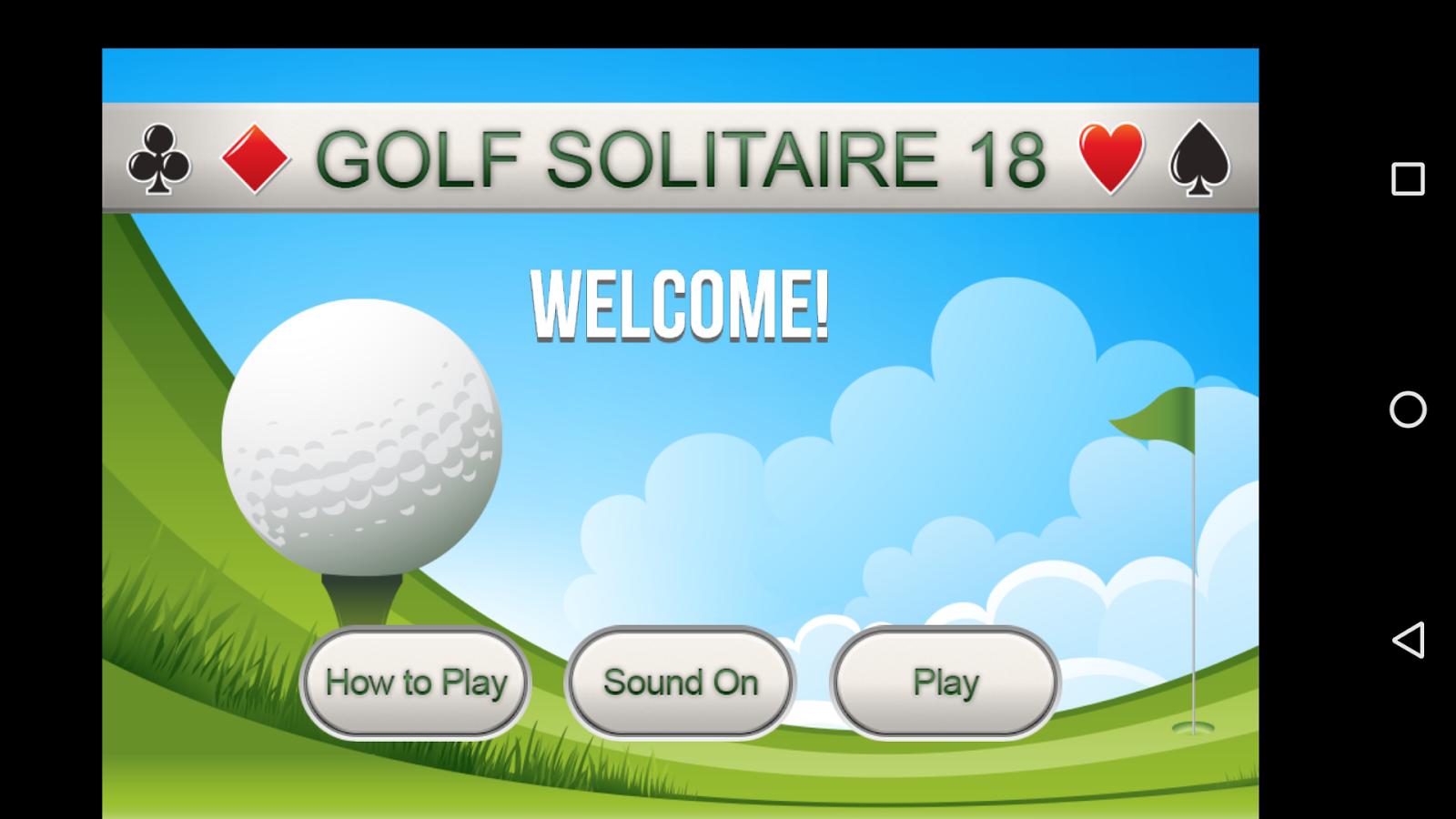 golf solit&auml