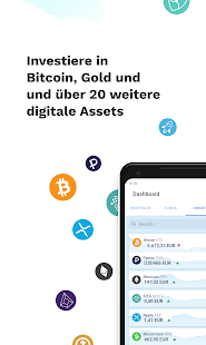 Bitpanda - Kaufe Bitcoin in wenigen Minuten Screenshot