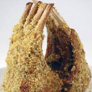 Gordon Ramsay's Herb Crusted Rack of Lamb.