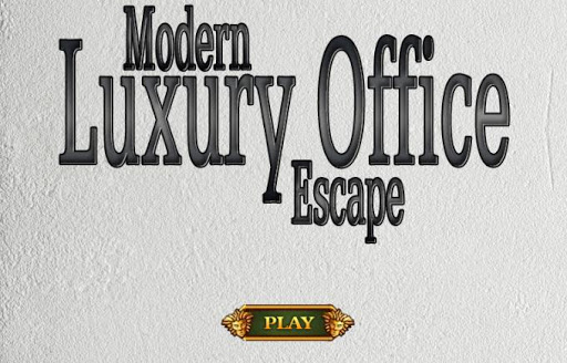 Modern Luxury Office Escape