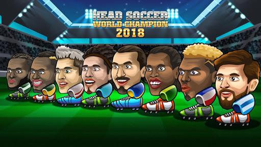 Head Soccer World Champion 1.0 screenshots 1