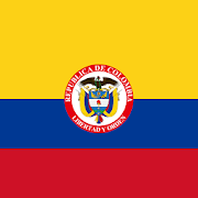 App Icon for Presidents of Colombia App in Czech Republic Google Play Store