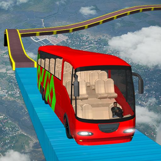 Impossible Tracks Coach Bus Stunts