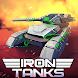 Iron Tanks: 無料マルチプレイヤー戦車ゲーム