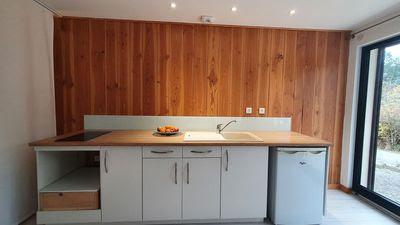 La cuisine du studio