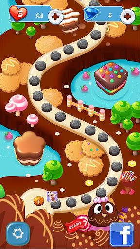 Choco Match Crush Mania screenshot 6