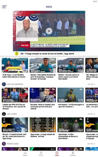 RMC Sport News screenshot 10