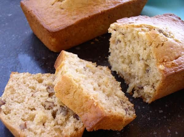 Pineapple Nut Bread Recipe