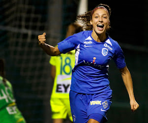KRC Genk Ladies kloppen KAA Gent Ladies, die start zo helemaal missen in Super League