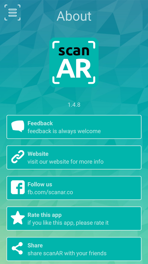 ScanAR - The Augmented Reality Scanner- screenshot