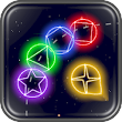 Neon Marble : Space Rush
