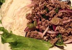 Larb Nuer Salad