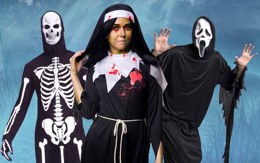 Halloweendräkt Vuxen  ba1b83fe42123