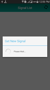 Free Forex Signal List- screenshot thumbnail